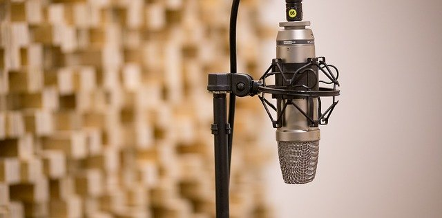 interview mic