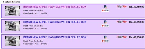 ebay ipad ebay india sale