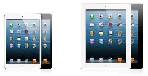 iPad Mini difference
