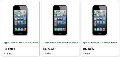 iphone 5 models