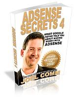 Joel Comm Google Adsense 4 Book