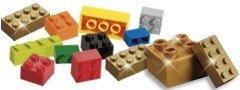 lego gold bricks