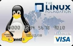 linux credit card