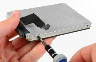 install mac mini hard drive