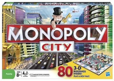 monopoly-city game