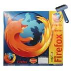 Mozilla Firefox Fathead Poster