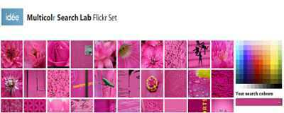 multicolor flickr search