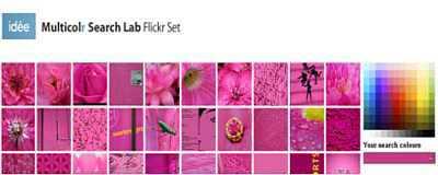multicolor flickr search