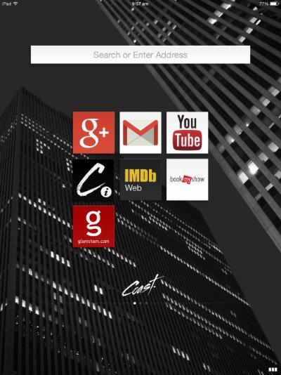 Opera Coast Browser