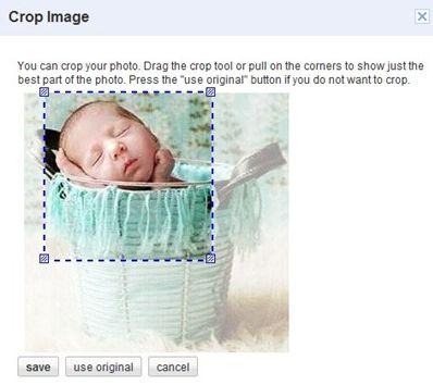 Orkut Profile Image Crop