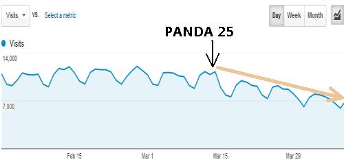 Google Panda 25