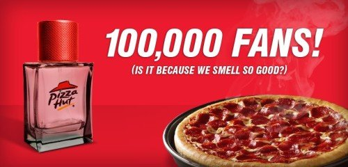 pizza hut fans