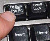 print screen key