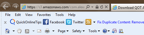 qot alexa toolbar
