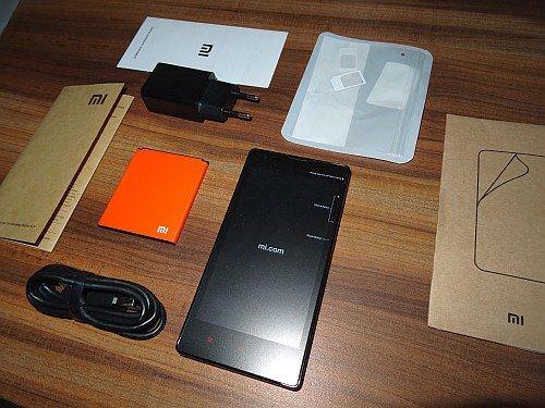 redmi 1s mobile phone
