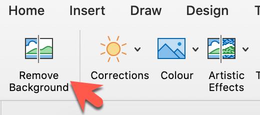 Remove background icon