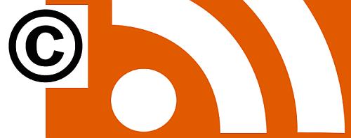 RSS copyright