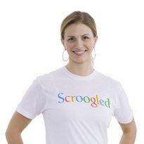 scroogled tshirt