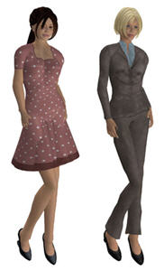 New Second Life Avatars