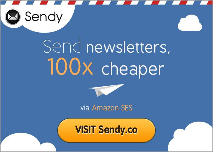 Sendy Self Hosted Newsletter
