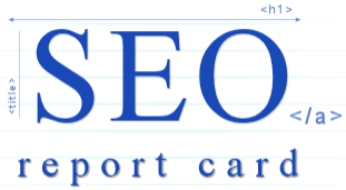 seo report card