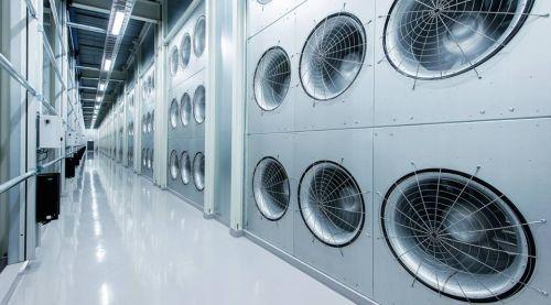 Facebook Server Cooling