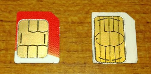 Cut SIM Card