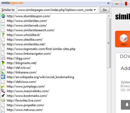 similar-sites