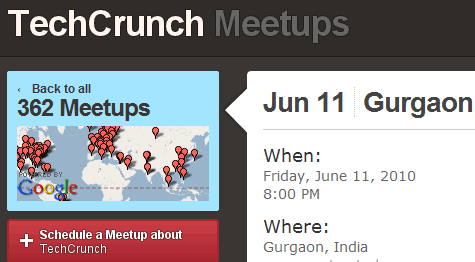 techcrunch party
