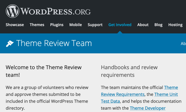 theme reviewer