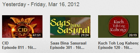 hindi tv serials