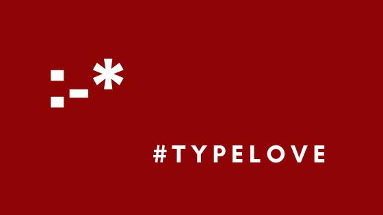 type love text