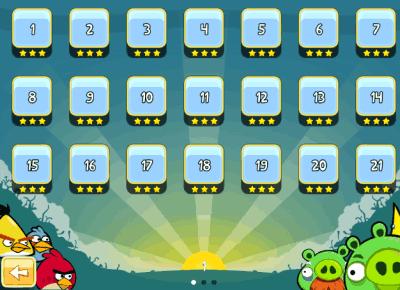 unlock angry birds
