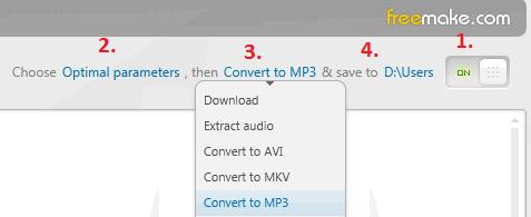 video downloader settings