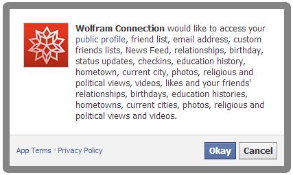 wolframalpha access