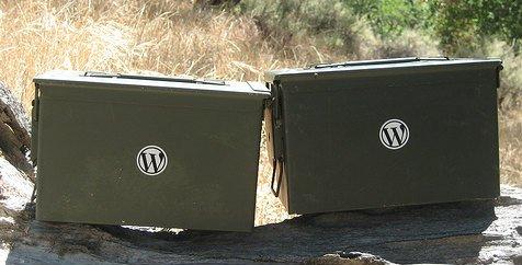 wordpress geocaching
