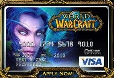 Wow visa credit card