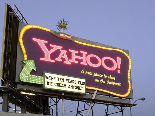 Yahoo 10 Years Celebration!