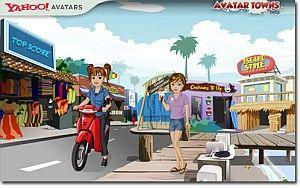 Yahoo! Avatar Towns