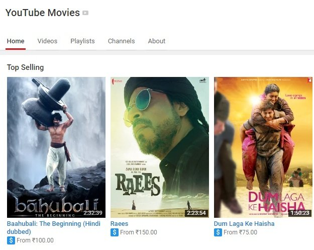youtube hindi movies