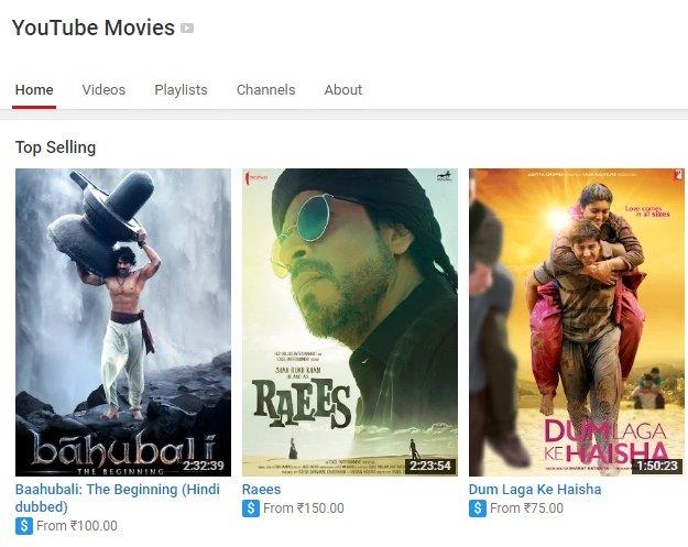 youtube hindi movies